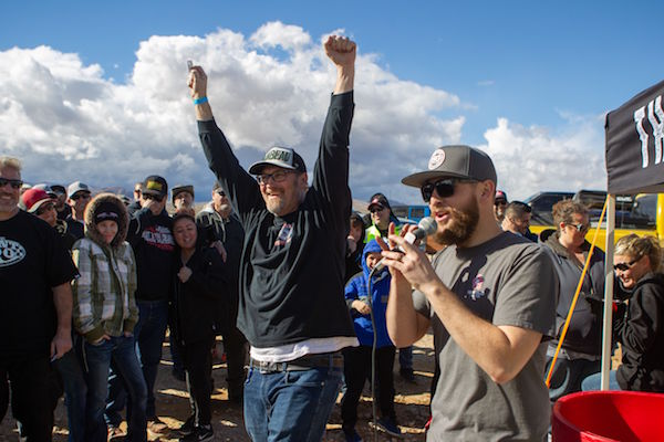 For the fourth straight year, Jeremy Walters of Republic Services is spearheading the Mint 400 Desert Cleanup Feb. 29 from 10 a.m. until 4 p.m. in Jean, Nev. With the excellent turnout, it's obvious that the event has become very popular in a very short period of time.